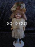 German Bisque doll オールオリジナル